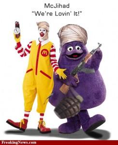 MacDonalds Jihad