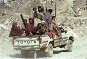 The Taliban Love Their TOYOTA's